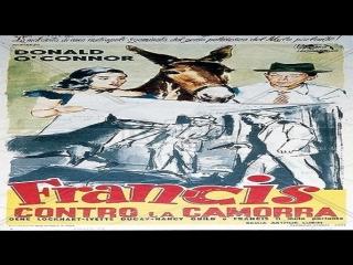 1953 Francis Covers the Big Town - Arthur Lubin  -Donald OConnor, Nancy Guild, Yvette Dugay, Gene Lockhart,
