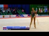 Карина Кузнецова - обруч (многоборье) // Irina Cup 2018, Варшава