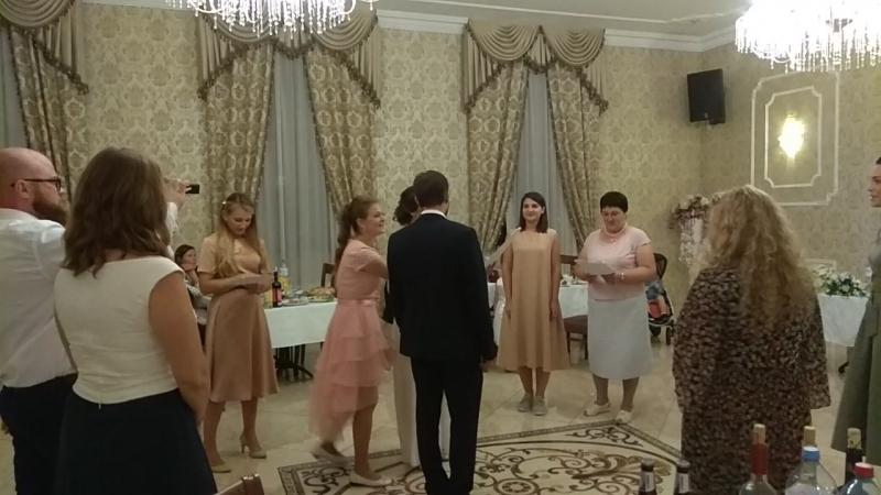 Вьюн над водой Отдали невесту