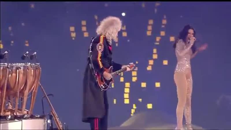 Queen Jessie J - We Will Rock You