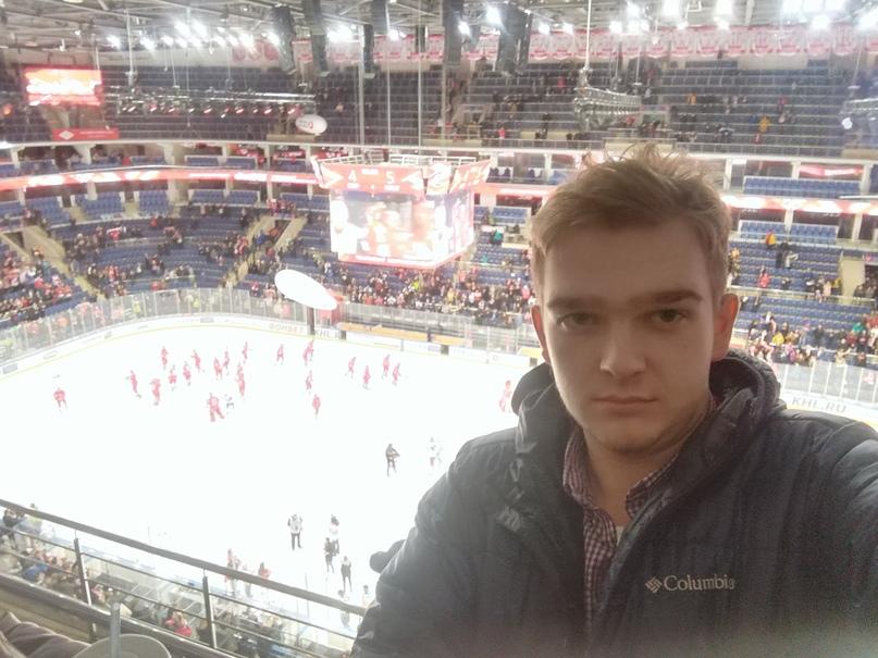 Павел Муравлёв | Москва