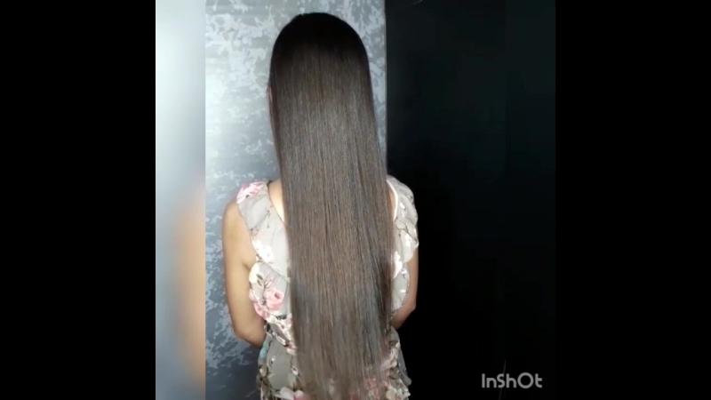 Ботокс для волос это уникальная процедура с помощью которой можно восстановить поврежденные пряди сделать их здоровыми шелк