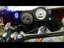 RSR air shifter on GSX-R 750 SRAD StreetFun