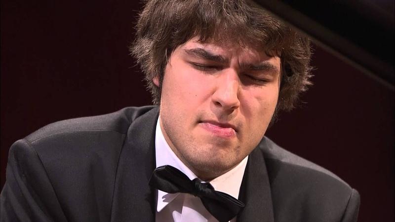 Lukas Geniušas – Barcarolle in F sharp major, Op. 60 (second stage, 2010)