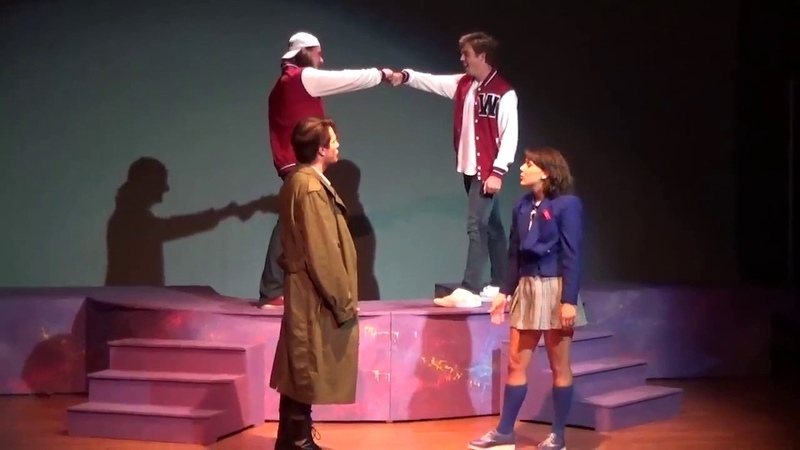 Our Love Is God - Heathers the Musical (Enter Stage Left Theater)