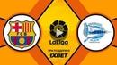 Барселона 3 - 0 Алавес Ла Лига 2018/2019 1-й тур Обзор матча