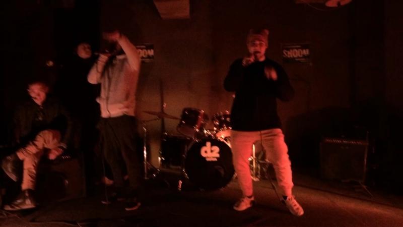 PandaeyezПоэт ХИСА-Dislike(LIVE)
