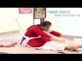 Четыре упражнения Йоги для похудения