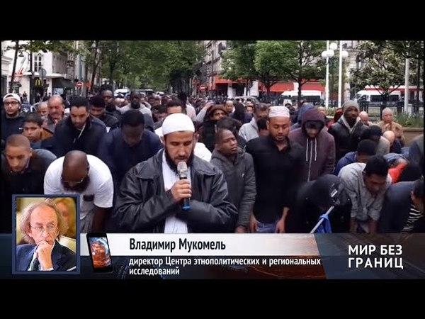 Сколько мусульман будет в Европе в 2050 году