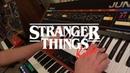 Stranger Things: Kids - Juno 60 Modular Synthesizer