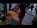 Открытие Севастопольской аштанга йога шалы