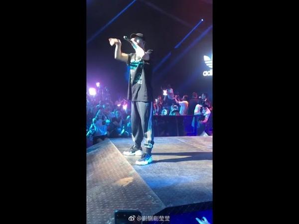 [Fan cam]adidas活動《Papillon 》1-王嘉爾 Jackson Wang