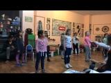 Подготовка к танцевальному конкурсу