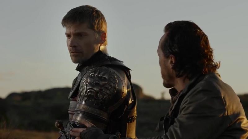 Игра престолов и орущий мужик