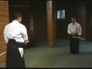 The 5 KUMITACHI by SAITO SENSEI.