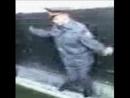 Старое доброе видео(мент танцует) (VHS Video)