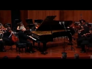 1054 J. S. Bach - Piano Concerto n. 3 in D Major, BWV 1054 - András Schiff.