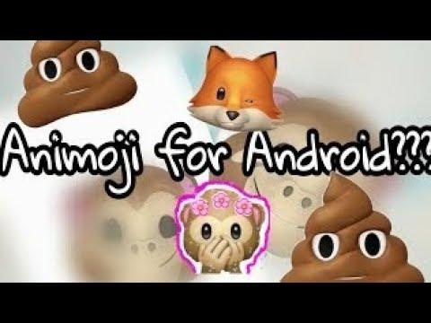 Как сделать Animoji на Android| Nastya Di