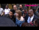 Bryce Dallas Howard Is Mobbed By Jurassic World Fans At Sirius XM Radio In New Y.18