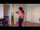 Ashley Wright танец на пилоне 2