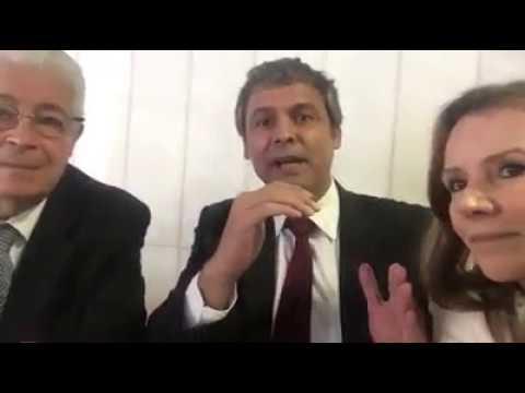 Lindbergh, Roberto Requião e Vanessa Graziotini explica assalto ao povo brasileiro.