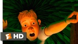 Monster House (610) Movie CLIP - Nature's Emergency Exit (2006) HD