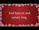 Joy to the World with Lyrics Christmas Carol Song Kids Love to Sing