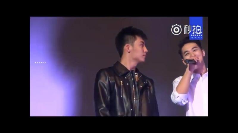Huang Jingyu/Xu Weizhou I LOVE YOU 20/02/2016