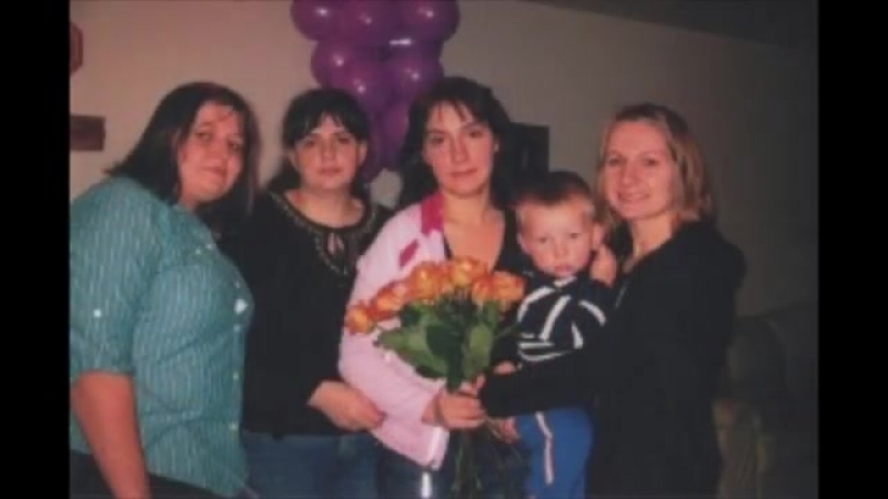 Юля Багінська - Памятное слайд-шоу о сестричке Александра Багинского