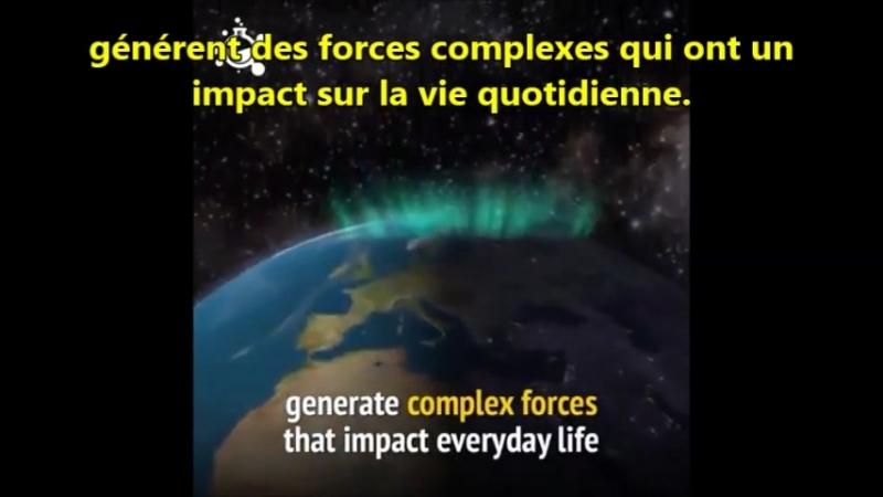 Science Vie : Dans l'univers, tout est lié et notre belle planète ne fait pas exception à la règle