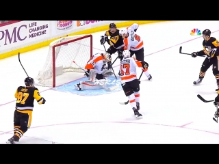 Wonderful goal by Malkin _ HERLEY