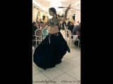 Belly dance with sword by Lanara