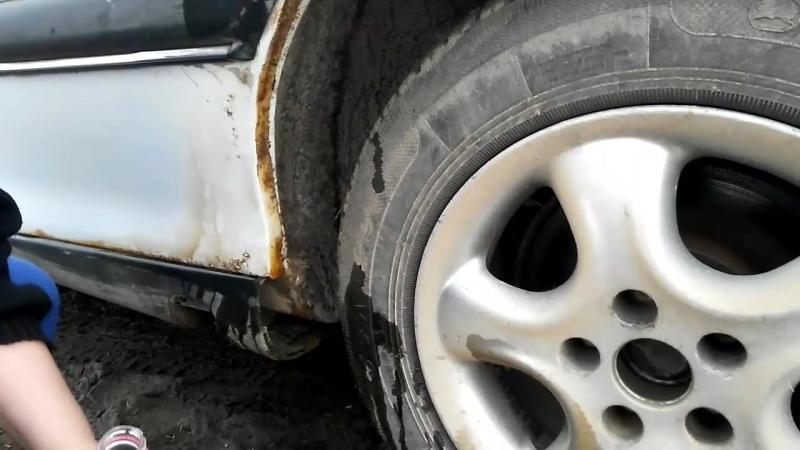 кока кола отмывает ржавчину .mp4