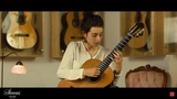 Kassandra Siebel plays Sonata Fandangos y Boleros by Leo Brouwer on a 2018 Francois Regis Leonard