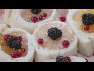 «ПроСТО кухня»: рулет с мандаринами
