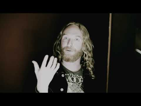 Dark Tranquility interview with Mikael Stanne on Atoma tour in 2018