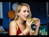 Вегетарианский бургер и невредная картошка фри — здоровый фастфуд от Марики Кравцовой