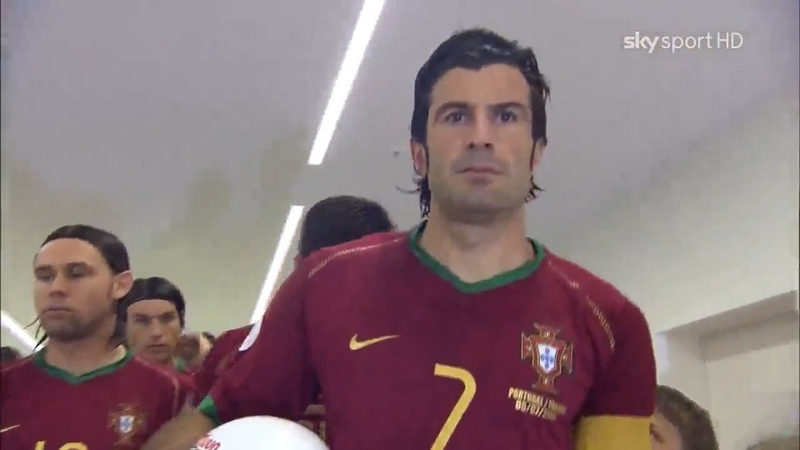 Luis Figo vs France (05/07/2006) World Cup 2006 HD By CROSE