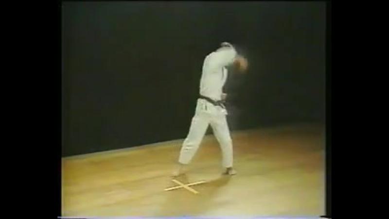Shotokan Karate Kata 1 Heian Shodan - Kanazawa