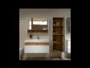 Мебель для ванной комнаты от Jacob Delafon коллекция Terrace