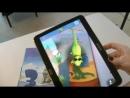 Живая Азбука DEVAR Kids 3D с наклейками 10170