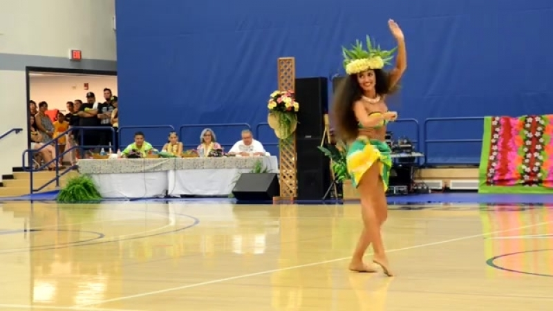 Hura Tahiti 2015 Overall Round - Jesyy