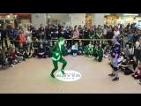 СИТИ БАТТЛ V DANCEHALL BEGINNERS! КАТЯ ГУСЕВА(win) vs ЛУКЬЯНОВА АРИНА