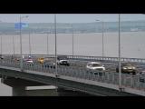 Крымский мост: открытие автодорожной части. 15-16 мая 2018 г.