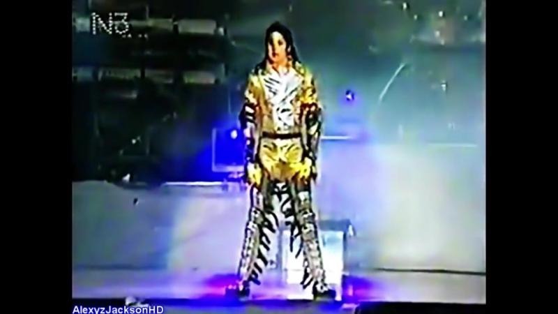 Michael Jackson-Kiel Scream _They Dont Care About Us Live in Kiel Germany Histor