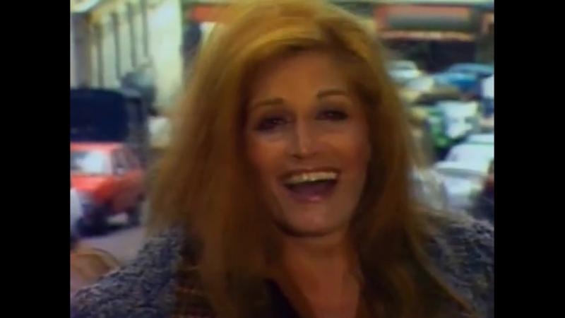 Dalida ♫ Amoureuse de la vie ♪ 12.05.1977 (Midi premiere a Montmartre) (TF1)