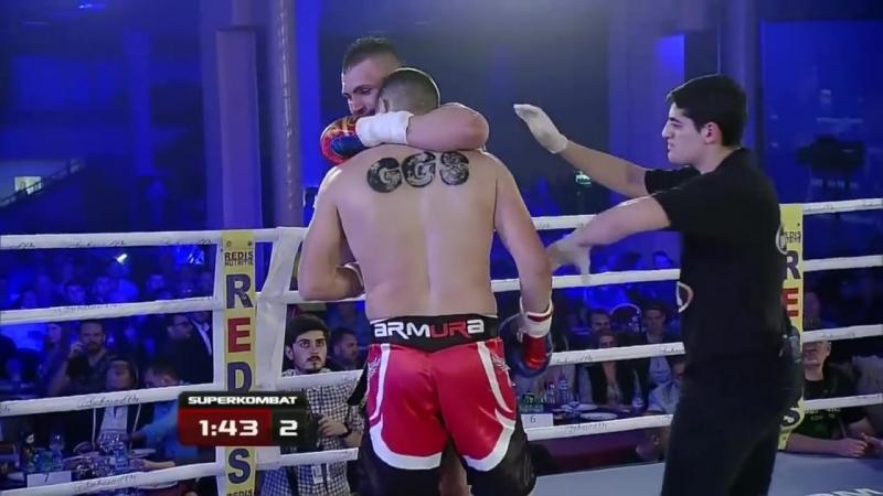 Danut Hurduc vs. Cristian Ristea - SUPERKOMBAT