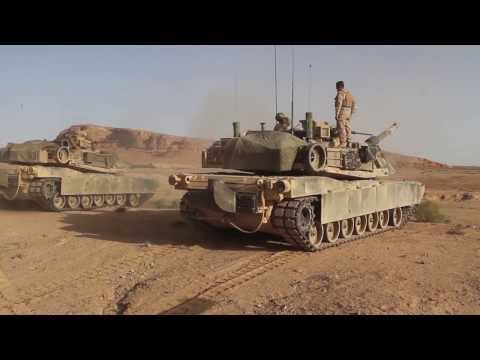 ABRAMS tank IN ACTION! (US Army M1A1/A2 battle tank in new expanded test FIRING COMPILATION!)