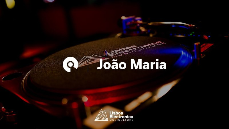 João Maria @ Lisboa Electronica 2018 (BE-AT.TV)