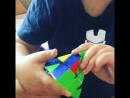 Тимур и пирамидка рубика